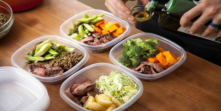 Have balanced meals