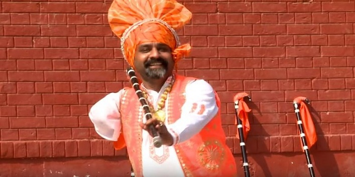 India's First Differently-Abled Bhangra Group