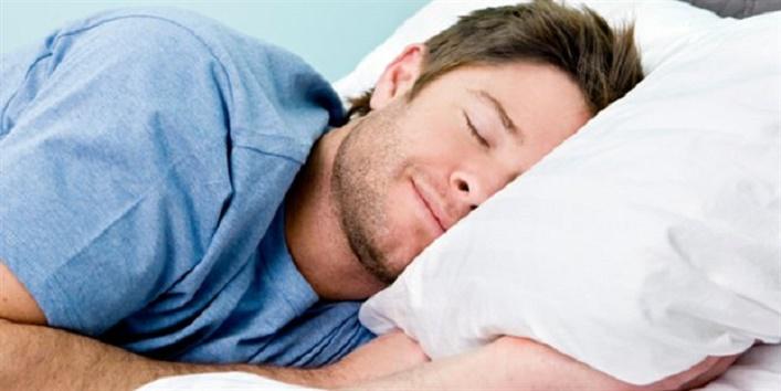 Releases sleep-inducing hormone