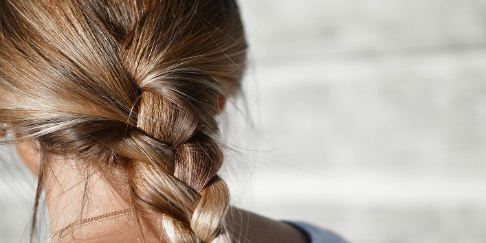 Tie your hair into a braid