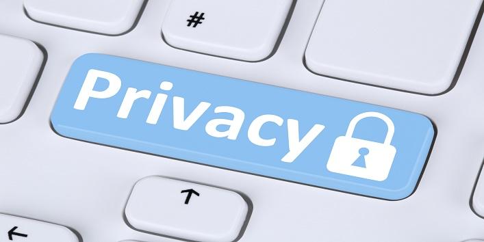 Respect privacy