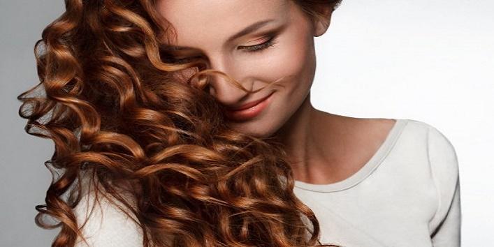 Keep your hair loose